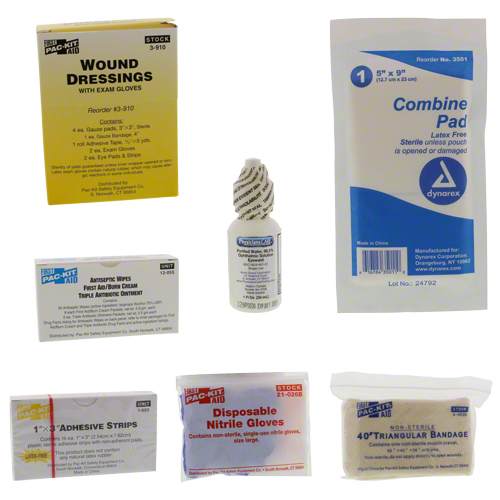 40312 - First Aid Refill Kit