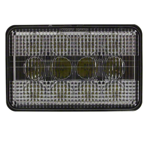 "42647 - 4"" x 6"" Rectangle LED Hi/Low Beam"