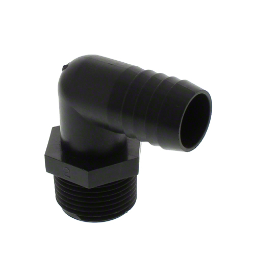 501182 - Threaded Elbow Barb