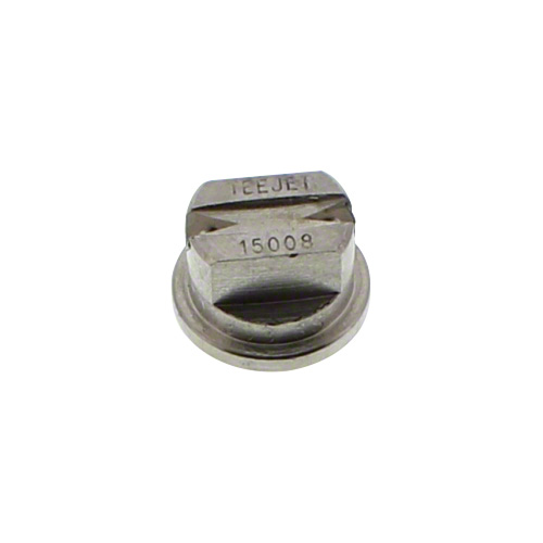 501684 - TeeJet TQ15008SS 150° Double Outlet Flat Spray Tip