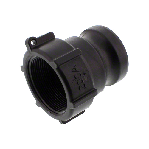 Male Adapter With Female Thread