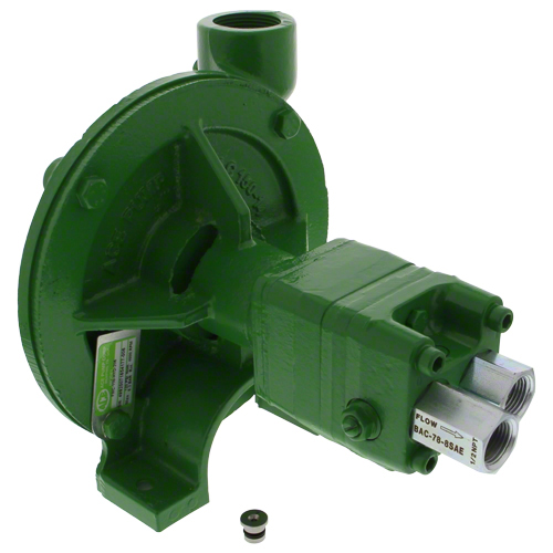 502550 Ace Hydraulic Pump Shoup Manufacturing Company