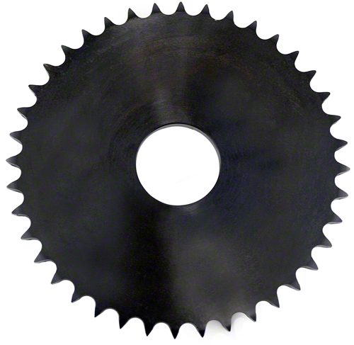 how to make a 40 tooth sprocket