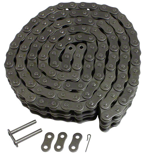 A80-2RC - Double Wide Roller Chain