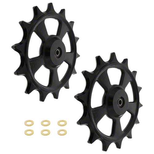 Furrow Cruiser Xtreme Wheels