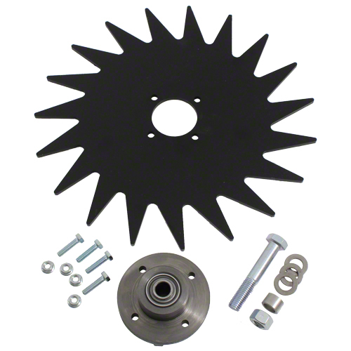 "CWA6015 - 15"" Spiked Closing Wheel"