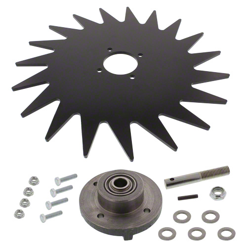"CWA7015 - 15"" Spiked Closing Wheel"