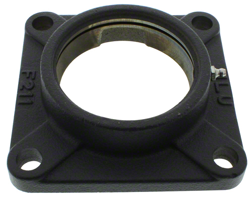 F100R - 4-Bolt Cast Flange