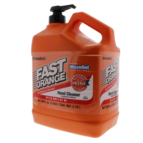 FAST100 - Fast Orange Hand Cleaner 1 Gallon