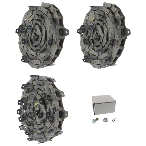 Feederhouse Roller Chain