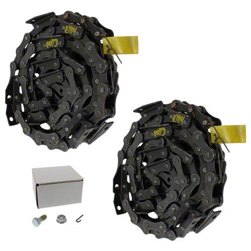 PEER Chain 10 FT Box MFG. Stock # 5238 Factory New! 428H RIV X 10 FT