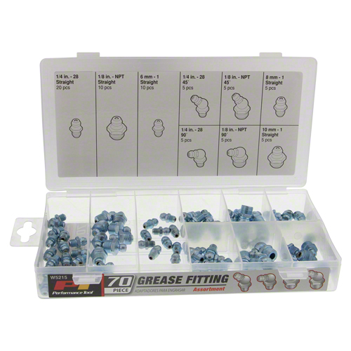 HK22000 - Grease Fitting Assortment