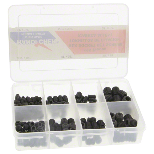 HK24500 - Hex Socket Set Screw Assortment