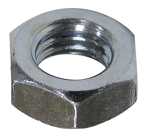 "5/8"" Jam Nut, Right Hand Thread"