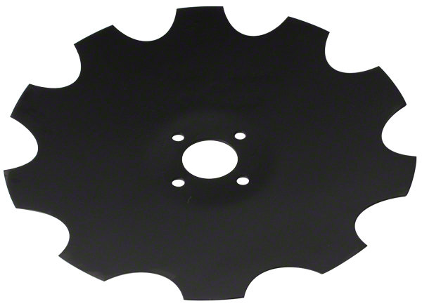 NH30055 - 18 in. Notched Blade For Clymer NH3 Disc Sealer