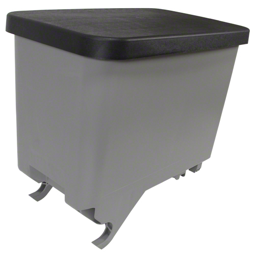 R2175 - 1.6 Bushel Grey Poly Seed Hopper