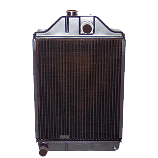 R45840 - Radiator For Massey Ferguson Tractor