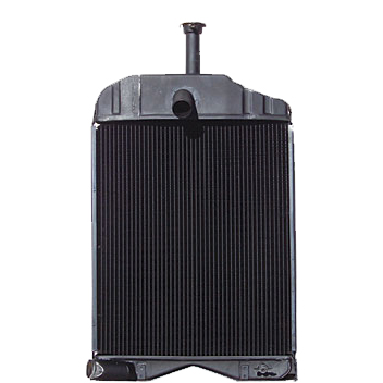 R45845 - Radiator For Massey Ferguson Tractor