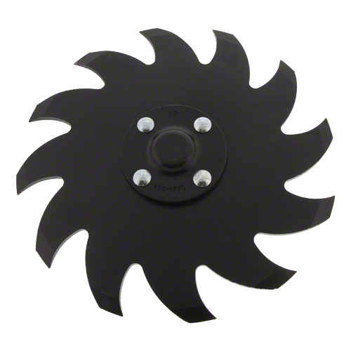 RM1570 - Right SharkTooth Wheel Assembly