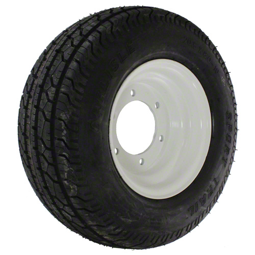 SH10050 - 6-bolt Low Profile Tire And Wheel