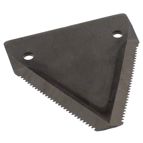 Black Underserrated Section