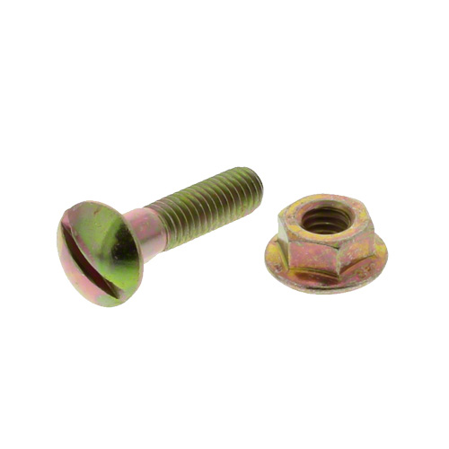 Section Bolts and Locknuts