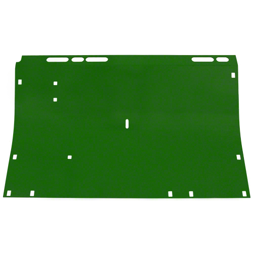 SH279195 - Right Floor Section For John Deere Corn Heads
