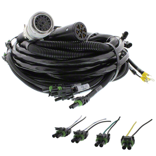 Wiring Harness SH30421 on