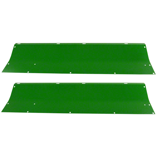 SH346441 - Left Floor Section For John Deere Corn Heads