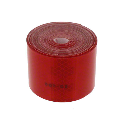 SH38615 - Red Retroreflective Tape