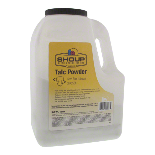 Seed Talc, 12 lb. Container