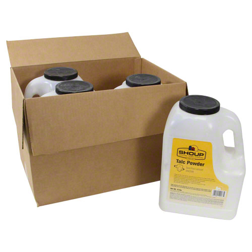 Seed Talc, 12 lb. Container, Case of 4