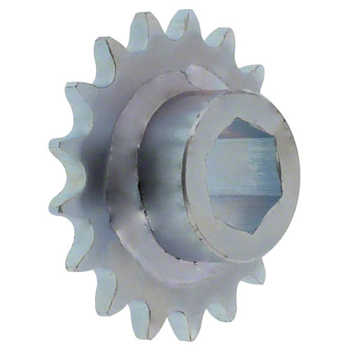 SH6106 - 17 Tooth Sprocket