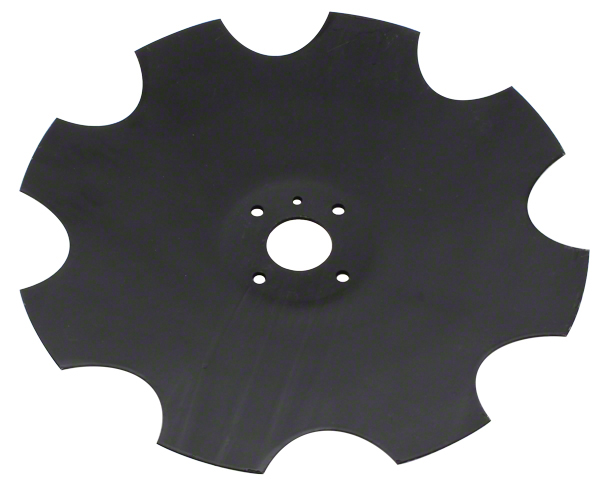 SH71187 - Notched Blade For Yetter NH3 Disc Sealer