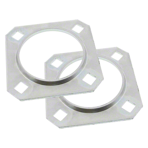 SH84826 - 4-hole Square Flange Set