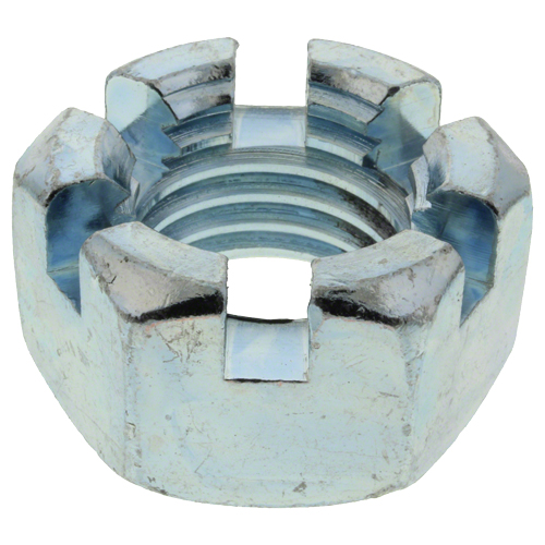 "1-1/4"" Slotted Nut"