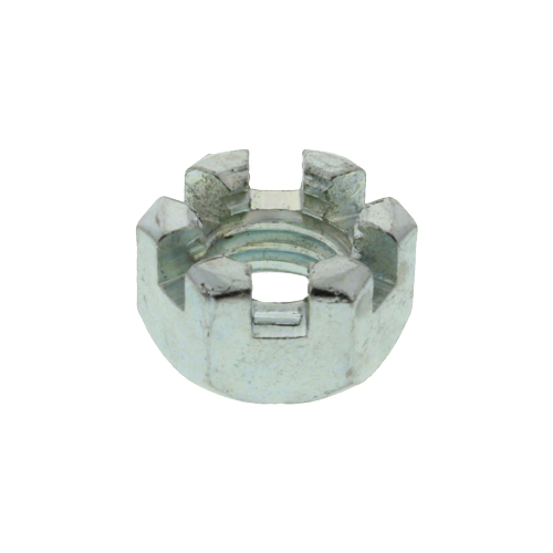 "7/16"" Slotted Nut"