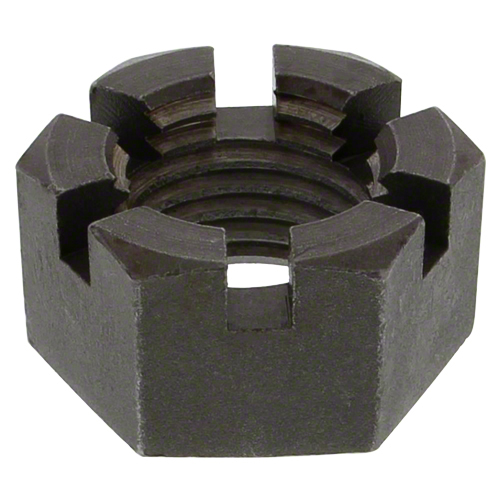 "2"" Slotted Nut"