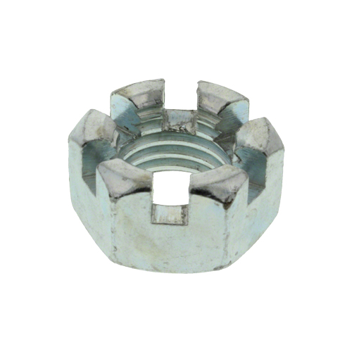 "1"" Slotted Nut"