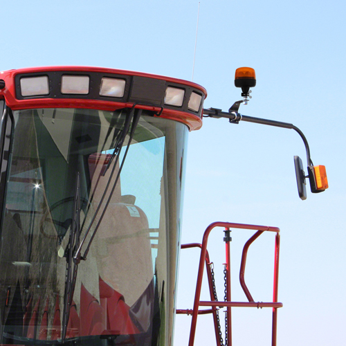 Rotary Beacon LED Lamp Kit for Case-IH Combine