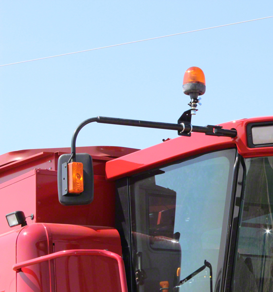 WL2800 - Rotary Beacon Lamp Kit For Case-IH Combine