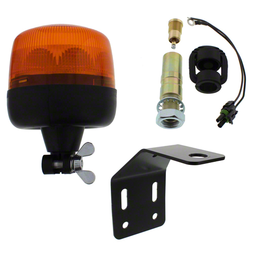 WL4805 - Universal Mount Rotary Beacon LED Lamp Kit