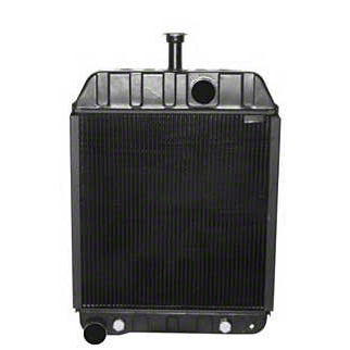 R45890 - Radiator For Massey Ferguson Tractor