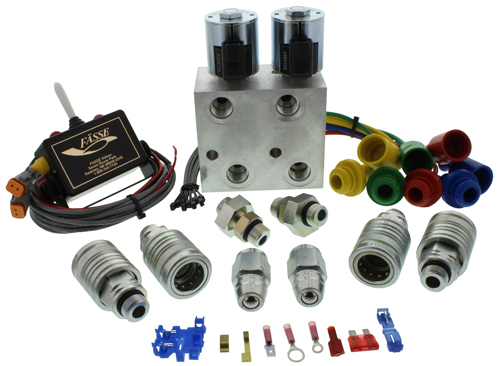 Fasse Hydraulic Multiplier : Fasse valves remote master iso shoup