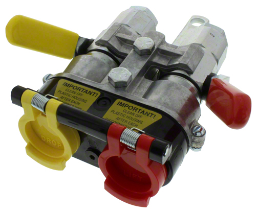9500 4 Lever Coupler Breakaway Kit Shoup Manufacturing