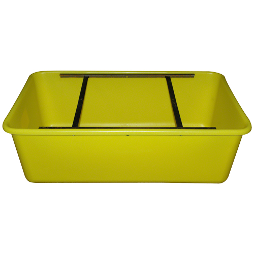 SH85354 - Dry Fertilizer Box For John Deere Planters